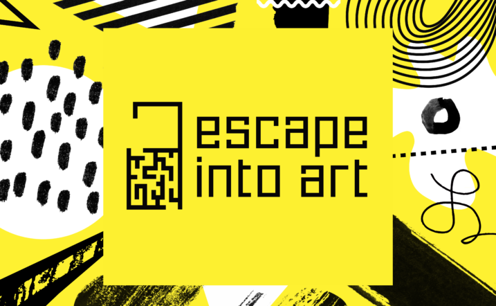 Escape into art